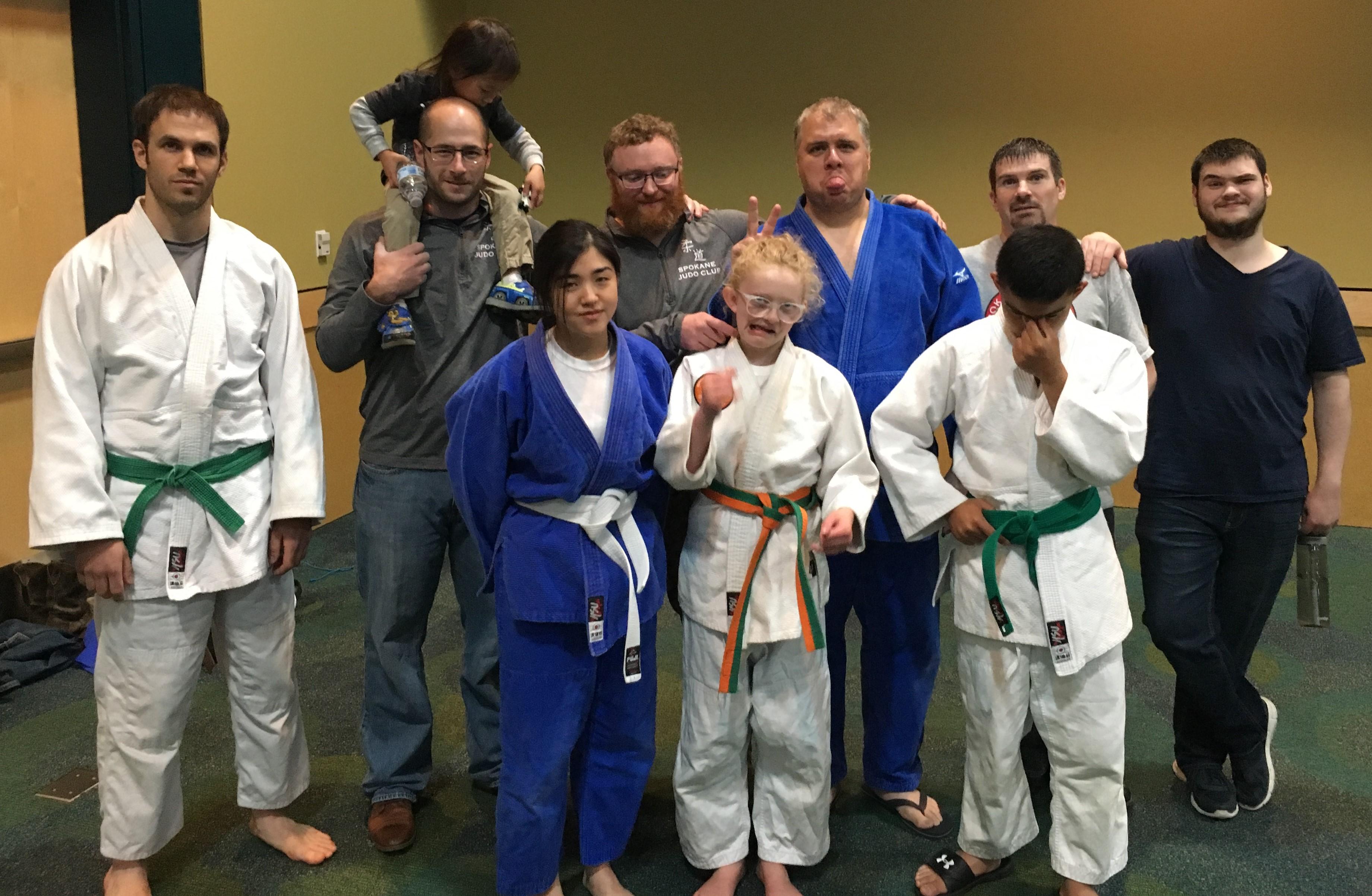 Spokane Judo - Part 2